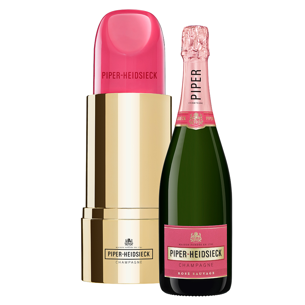 Rosé Sauvage Lipstick