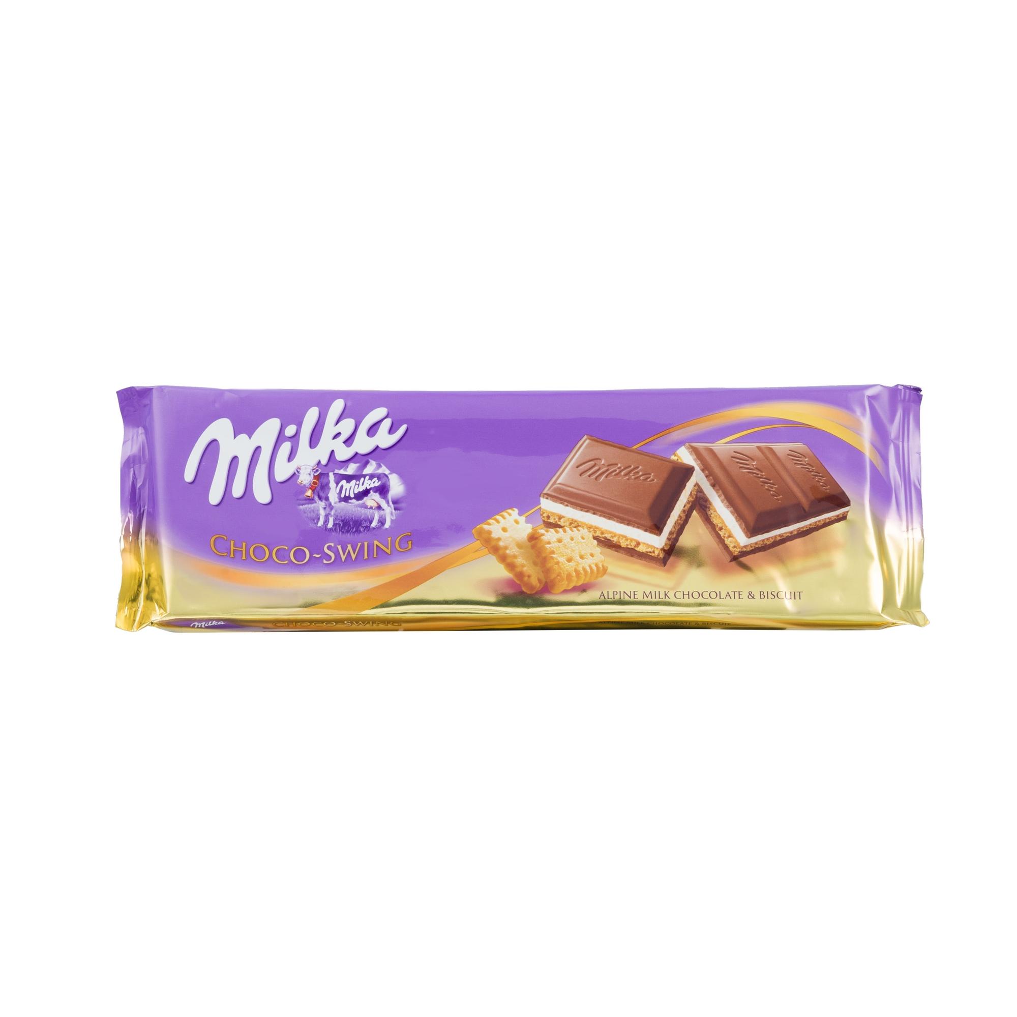 MILKA TABLET CHOCO KEKS 300G