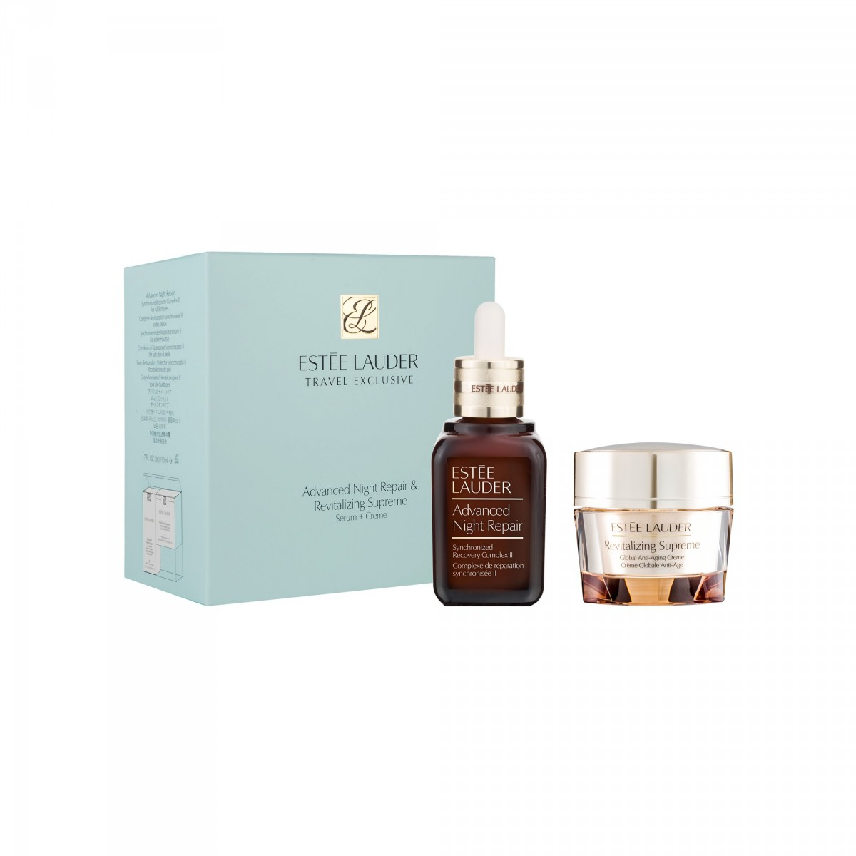 Advanced Night Repair And Anti Aging Creme Duo Aelia Duty Free 10 Off On Your Online Order