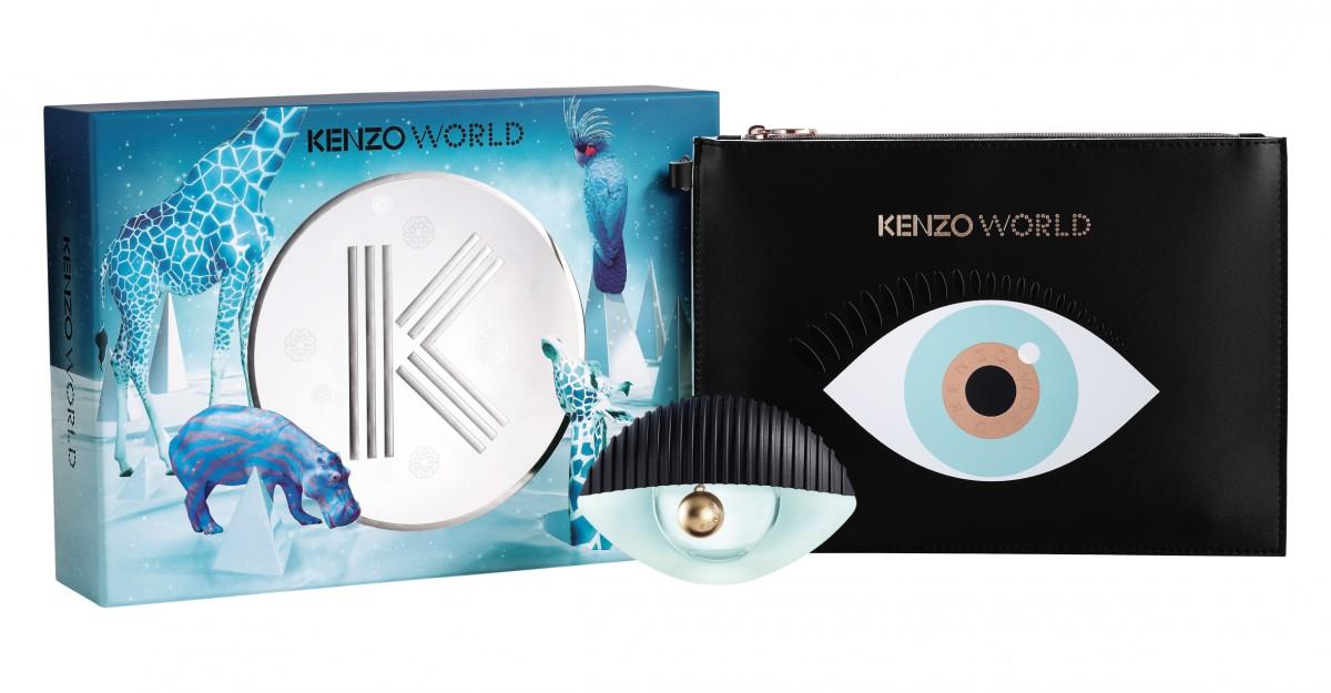 Kenzo Coffret WORLD Eau de parfum