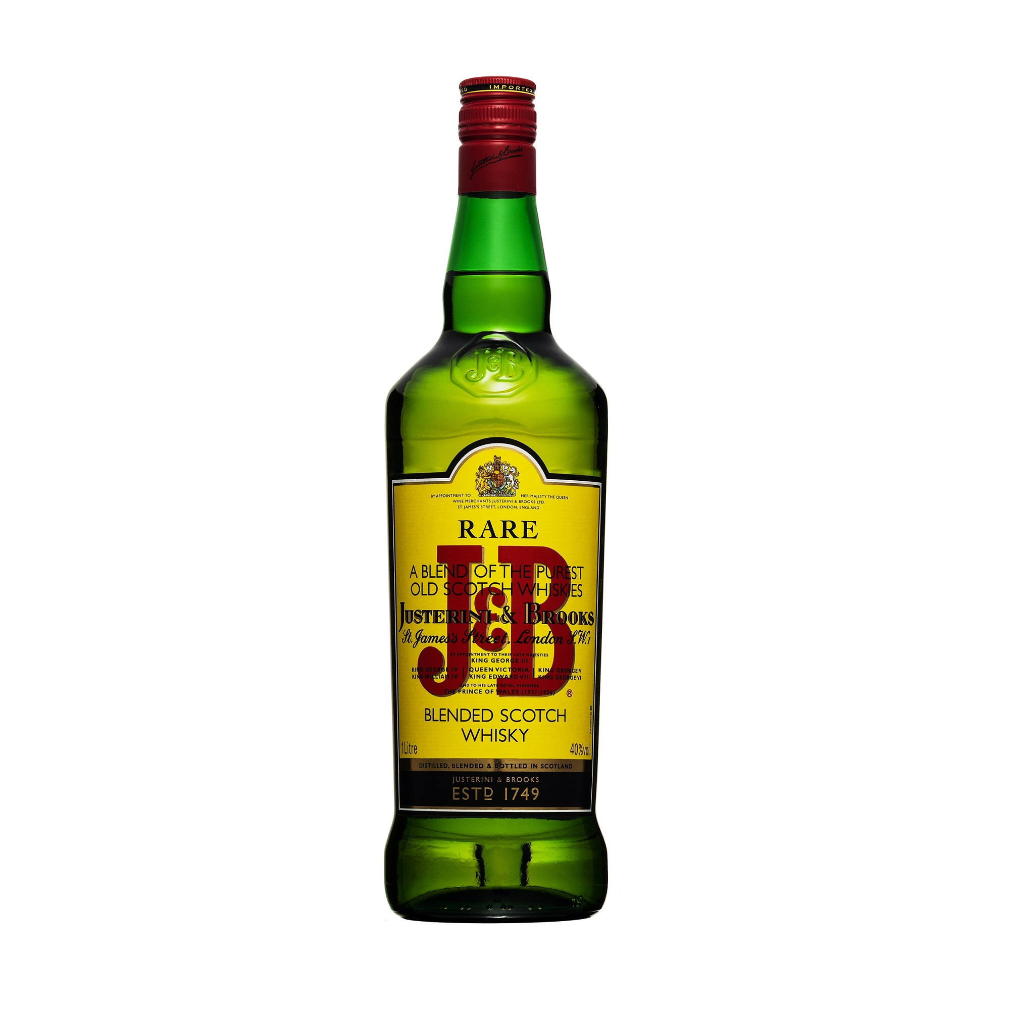 J AND B 100CL 40% image