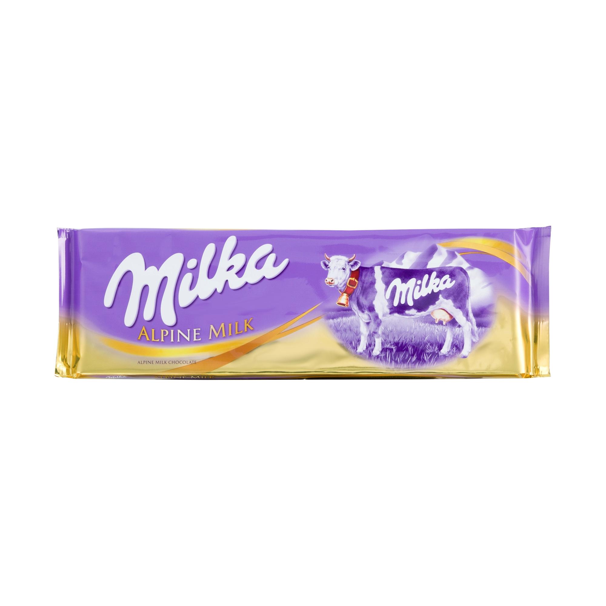 MILKA TABLET MILK 270G