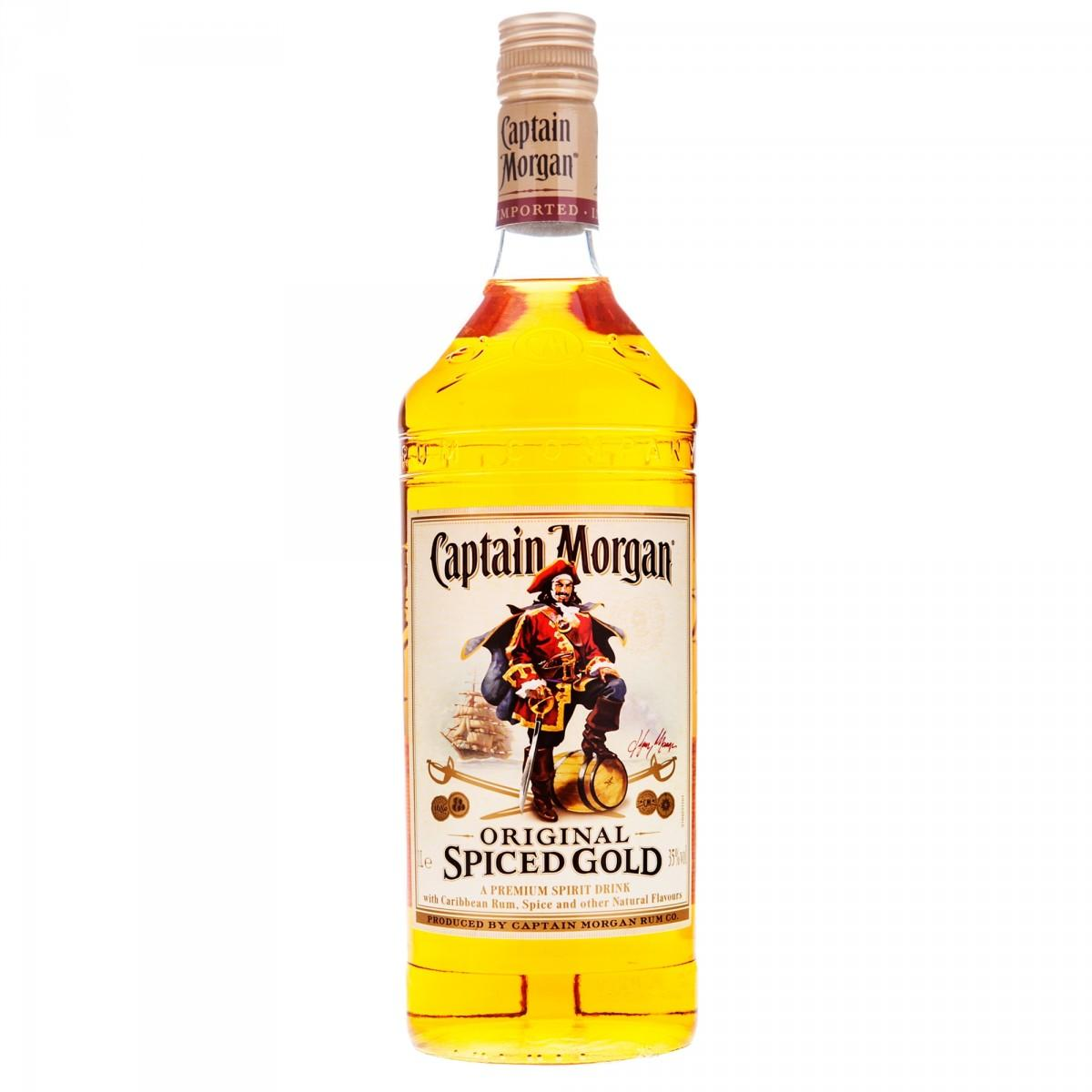 Rhum spiced gold aelia duty free for Mix spiced rum with