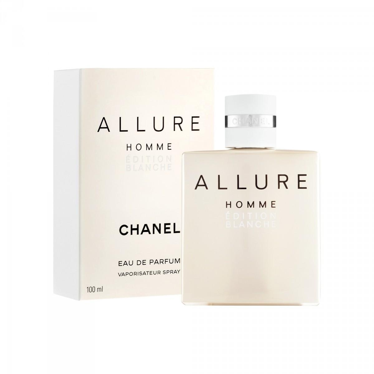 Allure Homme Edition Blanche Aelia Duty Free