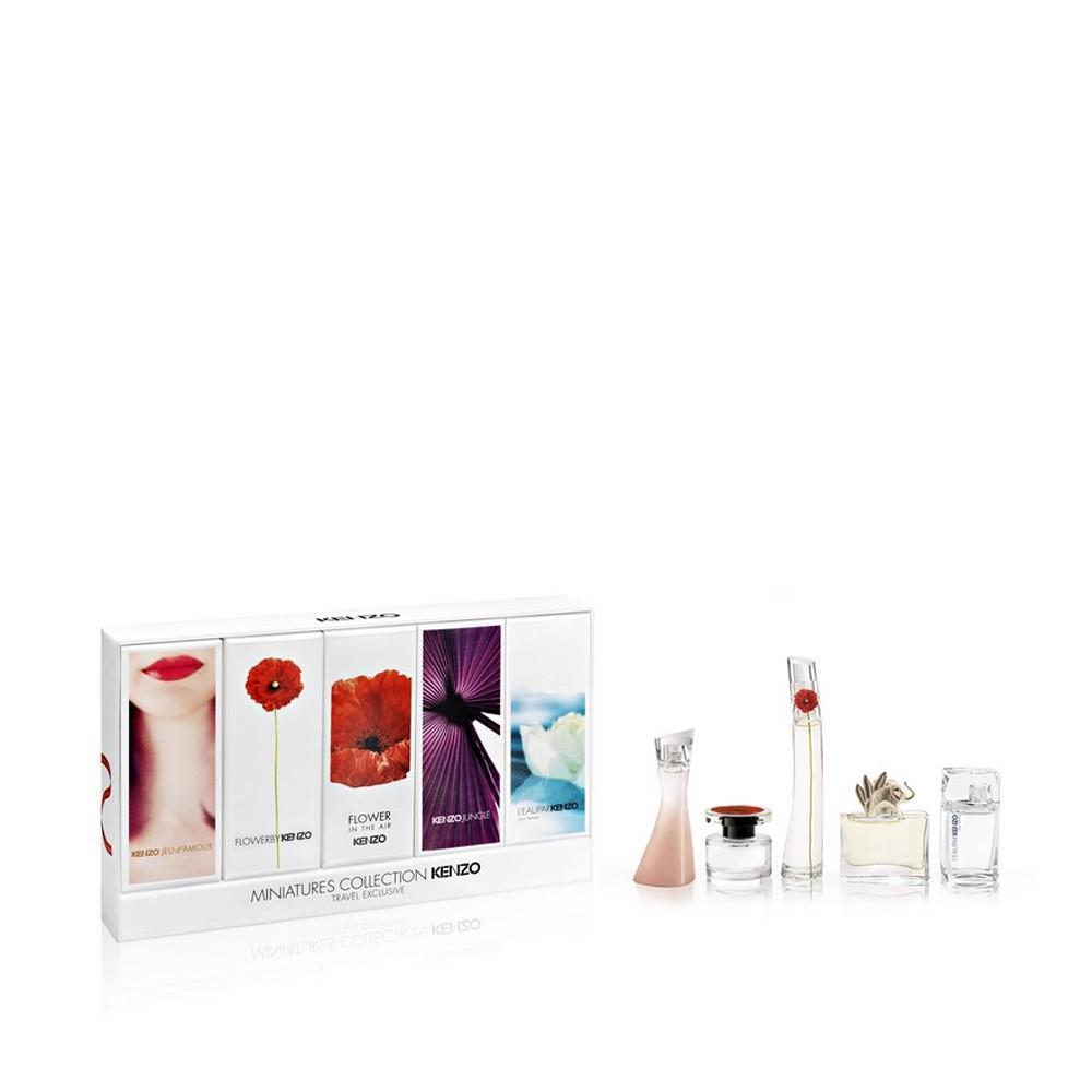 Duty Free 5 Miniatures Femme Coffret Aelia XqI11