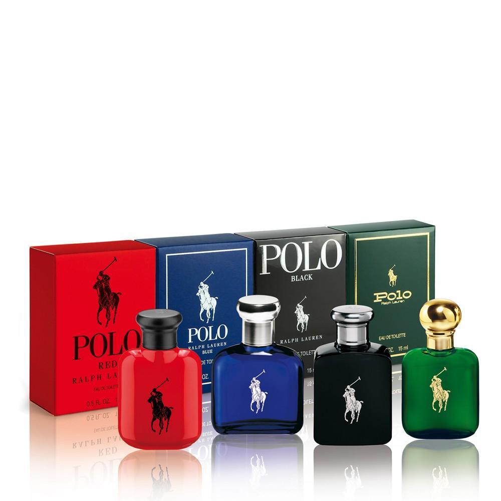 Quatro Miniature Set Free Of World Duty Polo 4x15ml Aelia yvn8PN0mwO